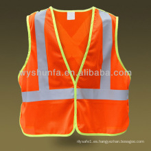 Chaleco de seguridad AS / NZS 1906 Hi Vis