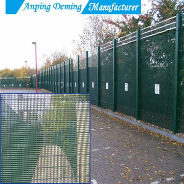 Hot Sales High Quality Hot Dip Galvanized 358 High Security Fence
