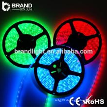 Hohe Helligkeit 60LED / M SMD3014 RGB LED-Streifen-Licht, geführtes Streifenlicht rgb