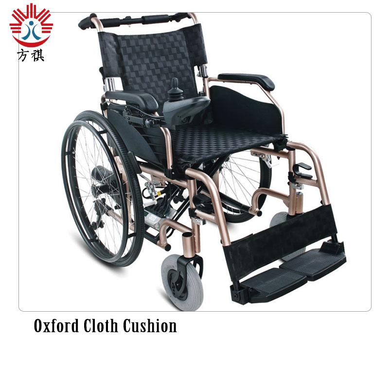Aluminum Electric Wheelchair Oxford