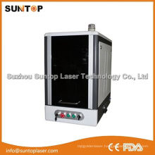 Full Enclosed Type Desktop Fiber Laser Marking Machine/Laser Marking Machine