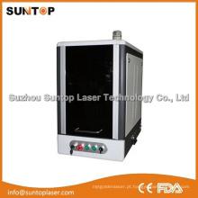 Máquina de marcação a laser de fibra de escritório
