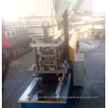Metal rolling shutter door making machine