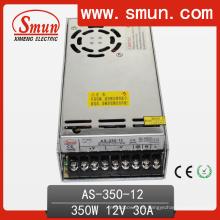 Fuente de alimentación de conmutación de salida única de pequeño volumen de 350 W 12V