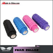 EVA Grid Foam Roller Pilates Yoga Physio Gym Back Massage
