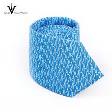 Mode benutzerdefinierte Männer Krawatte 100% Seide Krawatte
