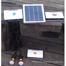 Home Solar Power LED Lighting System with 2 Years Warranty and After-Sale Service