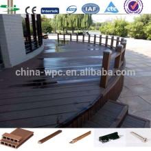 wpc balcony flooring material