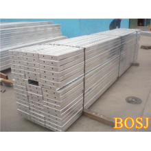 High Quality Metal Scaffolding Plank with Hook for Construction