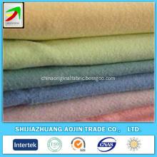 100% cotton 20x10 40x42 White double flannel