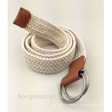 Nickel free eco-friendly kids fabric belts