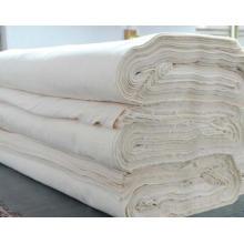 Tela cinzenta de alta qualidade / algodão cinzento Fabrice / tela cinzenta do poliéster / tela tecida