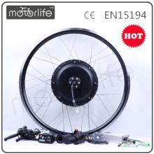 MOTORLIFE/OEM и се 1000W электрический велосипед комплект без батареи питания 48В