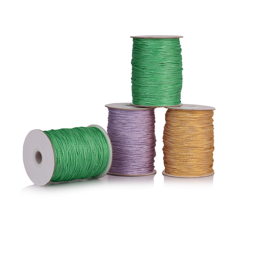 nylon twisted cord for paper handing bag