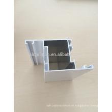 Perfiles de extrusión de aluminio