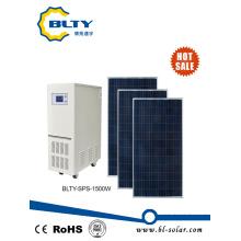 1500 Вт от Grid Солнечная энергетическая система для бытовой техники