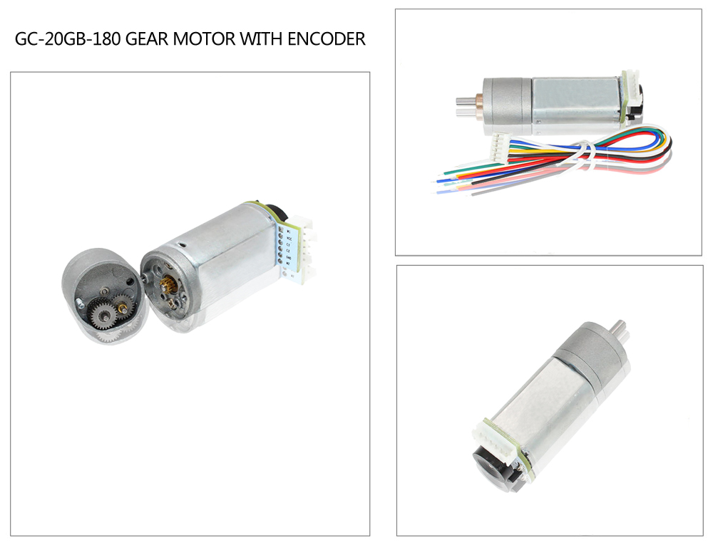 electric motor encoder
