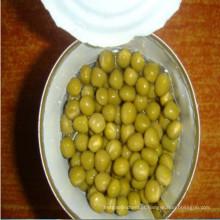 Preço de fábrica Ervilhas enlatadas em lata