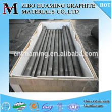 customized carbon graphite tube /pipe used for hard alloy