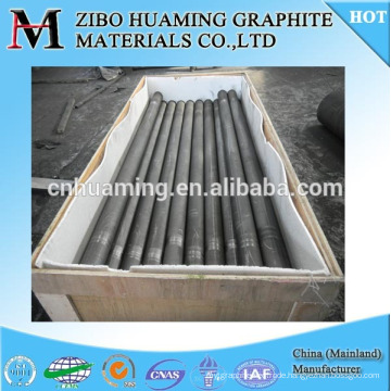 thermal resistance and antioxidation graphite tube