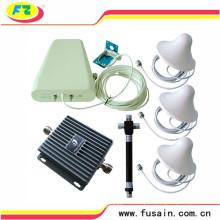 Mayor potencia de 3 habitaciones Gran cobertura 850MHz / 1900MHz GSM 3G de banda dual de refuerzo de señal móvil