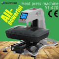 New arrival Sunmeta all in one automatic digital sublimation heat press machine