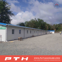 2016 Prefabricated Container House for Modular Home Building Project