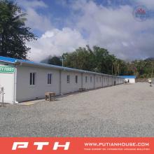 2016 Casa di contenitori prefabbricati per il progetto di costruzione modulare