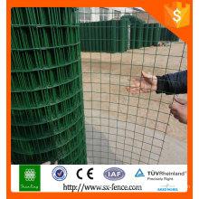 Grille de soudure électrique galvanisée / pvc électrique Holland