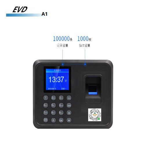 Fingerprint and Password Attendance