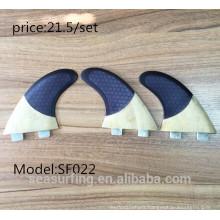 FCS G3 Surfboards Fins Carbon Fiber Fin quilhas de prancha de Surf Fin
