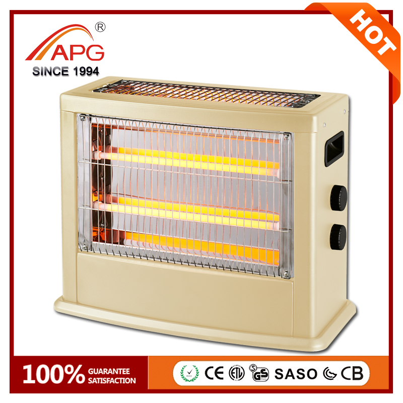 2017 new APG 1500W Electric Home Quartz Heater