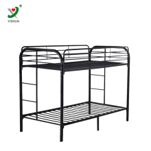 school dorm used metal bunk bed / metal iron bed / two floor metal bed
