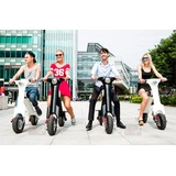 fashion design 48V 12ah lithium battery motos electricas,2 wheel folding scooter electric