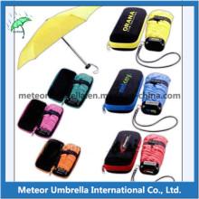 Geschenkartikel EVA Fall Faltender Regenschirm für Markengebrauch
