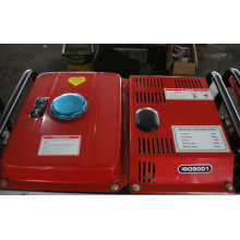 Generador diesel monocilíndrico refrigerado por aire (3KW)