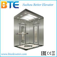Ce de carga elevada e elevador de passageiro confortável com fabricação profissional