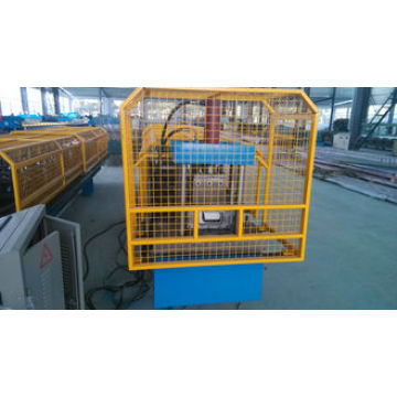 """Australian Technology Fully Automatic 5"""" Half Round Gutter Roll Forming Machine"""