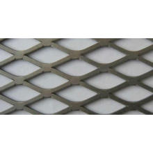 Flache Metall Streckgitter Panel
