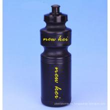 Personalizar Botella de agua plástica de plástico reutilizable de plástico al por mayor