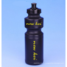 Personnaliser la bouteille d'eau en plastique recyclable en vrac en plastique réutilisable