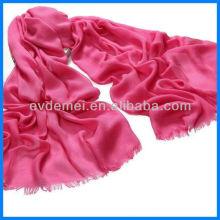 Популярный цветной вискозный шарф
