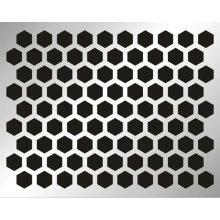 Hoja de metal perforado galvanizado en caliente de buena calidad