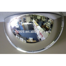 180 Degree View Unbreakable Dome Convex Mirror Acrylic