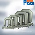 Usine de gros pas cher haute qualité haute précision liquide coriolis débitmètre massique