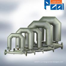 Medidor de fluxo de massa coriolis