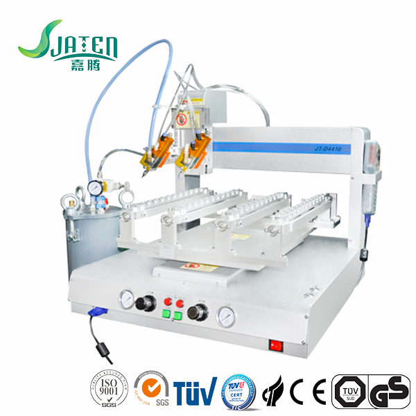 Dongguan Liquid Silicone Dialog Box Dispensing Glue Machine
