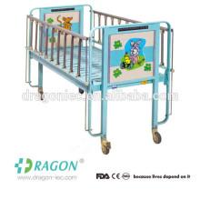 DW-CB01 up-down lift siderail preciosa cama de bebé para el bebé recién nacido