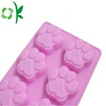 Silikon Handgjord Paw 6Units Mould for Soap Making