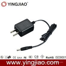 5W Us Plug in Switching Power Adapter with CE